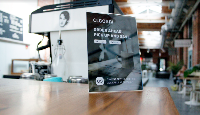 Cloosiv raises $1M to bring mobile ordering to every coffee shop