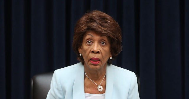 Maxine Waters: Trump 'Needs to Be Imprisoned and Placed in Solitary Confinement'
