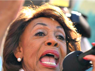 Waters: If Pompeo Defies Subpoenas, I Hope 'We Can Drag Him in or We Can Arrest Him'