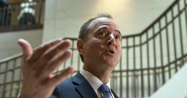 Adam Schiff Hid CIA Whistleblower Concerns from Republicans on Intelligence Committee