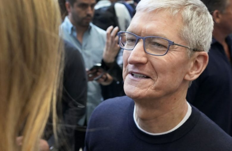 Tim Cook disputes Trump immigration policy in Supreme Court filing