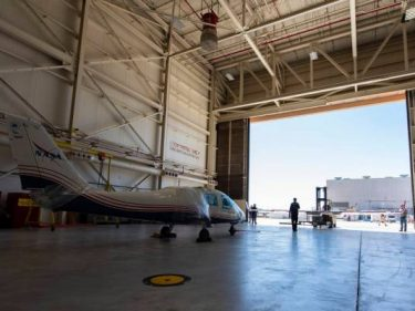 NASA's first all-electric experimental X-plane is ready for testing