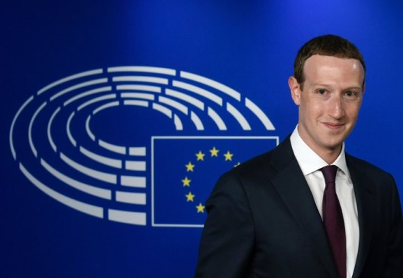 Zuckerberg says Facebook will sue to stop EU's global content takedowns