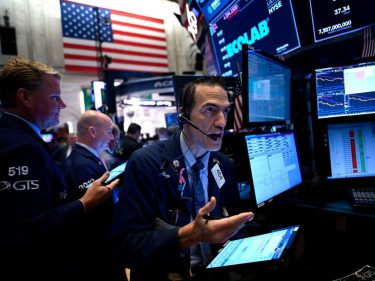 Dow Futures Slide Over Worryingly Weak September Jobs Report