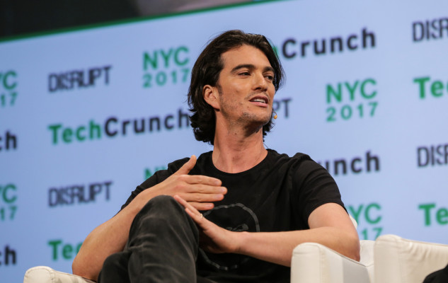 Report: WeWork cofounder Adam Neumann may have to unload property to pay off a giant loan