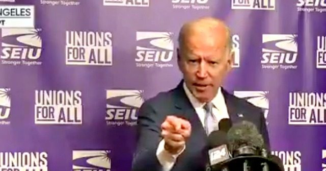 Joe Biden Explodes Over Question About Son's Ties to Ukraine