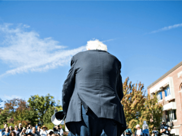 Bernie Sanders Says It Will Be a 'Real Pleasure' Defeating Trump in 2020