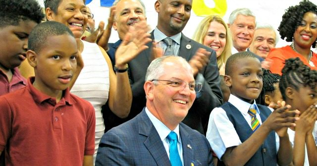 LA Gov John Bel Edwards Tainted by Grandfather's Segregation Support