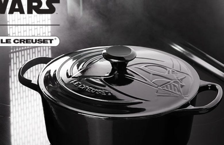 The Morning After: A Darth Vader dutch oven