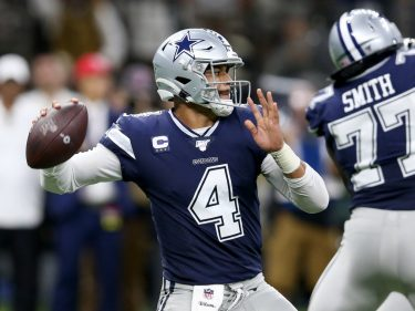 Dallas Cowboys' Dak Prescott Is Best QB Under Pressure in Entire NFL