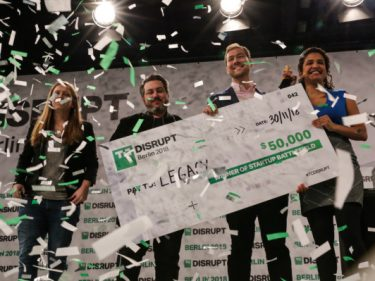 Miss out on Startup Battlefield? Apply to TC Top Picks at Disrupt Berlin 2019