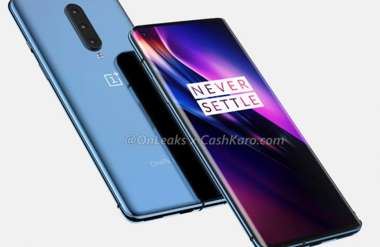 Early OnePlus 8 leak hints at hole-punch display and wireless charging