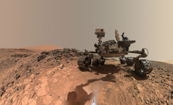 Mars Curiosity Rover finds evidence of an ancient oasis on Mars