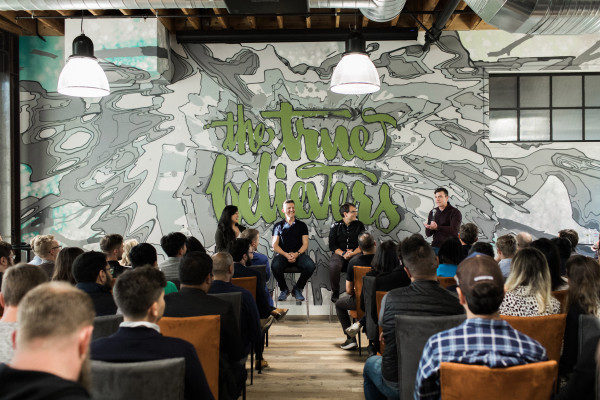 Sequoia shares wisdom with Disrupt SF Battlefield competitors and Startup Alley Top Picks