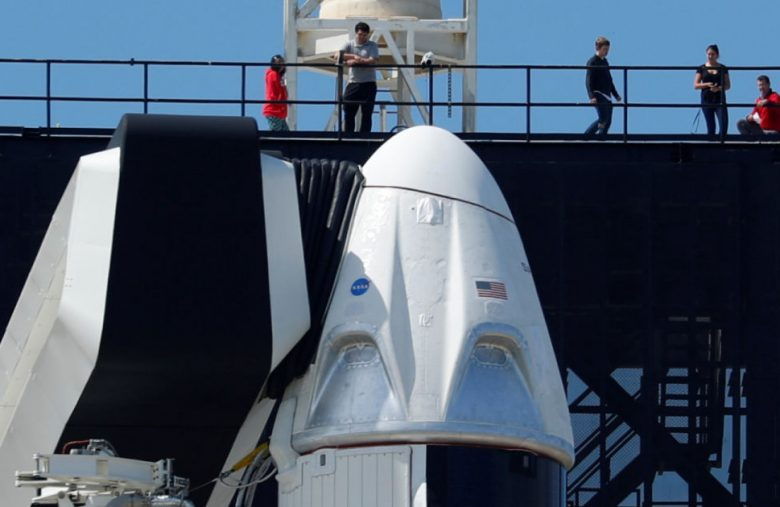 Elon Musk and NASA's administrator will talk Crew Dragon on Thursday