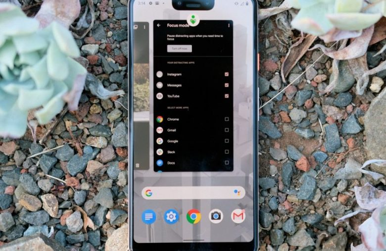 Android 10 phones may have to hide third-party navigation gestures