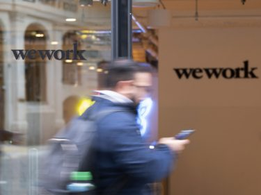 Report: WeWork expected to cut 500 tech roles