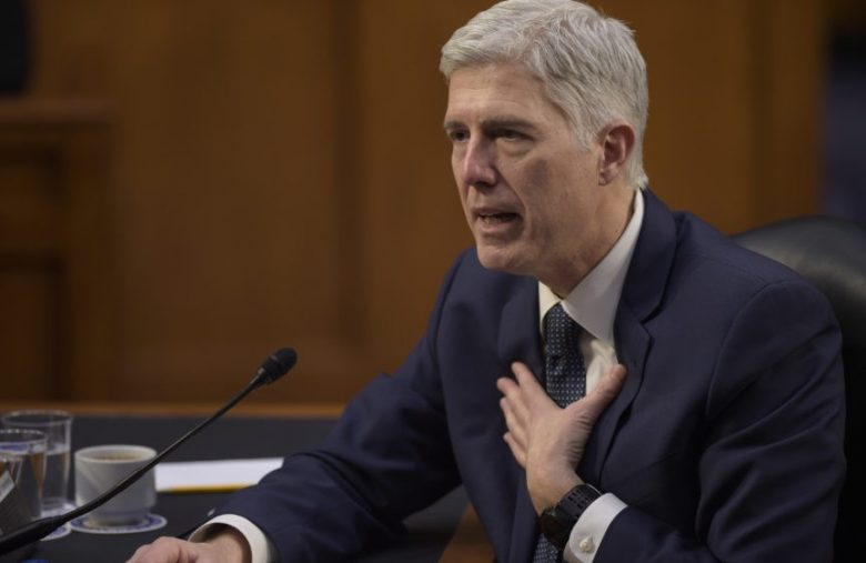 Gorsuch: Social Upheaval if Sex Discrimination Laws Cover Gays, Trans