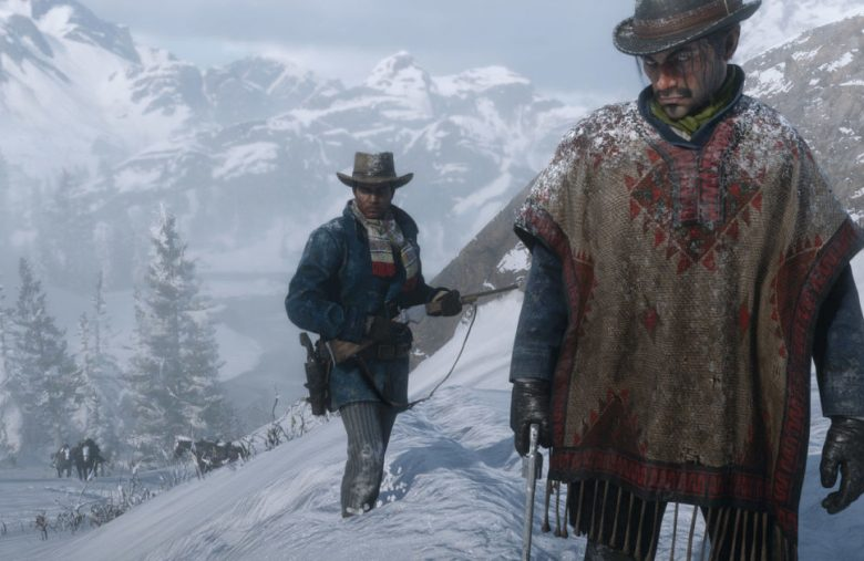 'Red Dead Redemption 2' on PC will support 4K and HDR