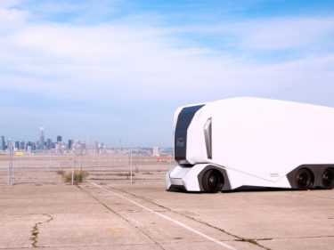Autonomous trucking startup Einride eyes U.S. market with $25 million in new funding