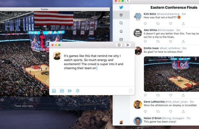 Twitter's Catalyst-powered Mac app is here