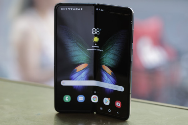 Life with the Samsung Galaxy Fold