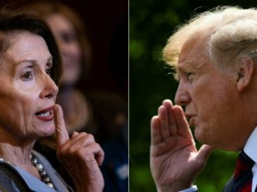 Trump: Nancy Pelosi 'Hates the United States of America'
