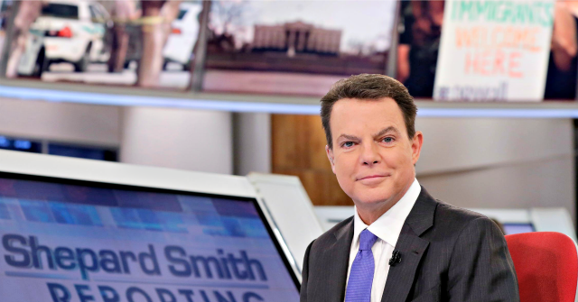 Trump Questions Shepard Smith's Ratings After Announced Departure