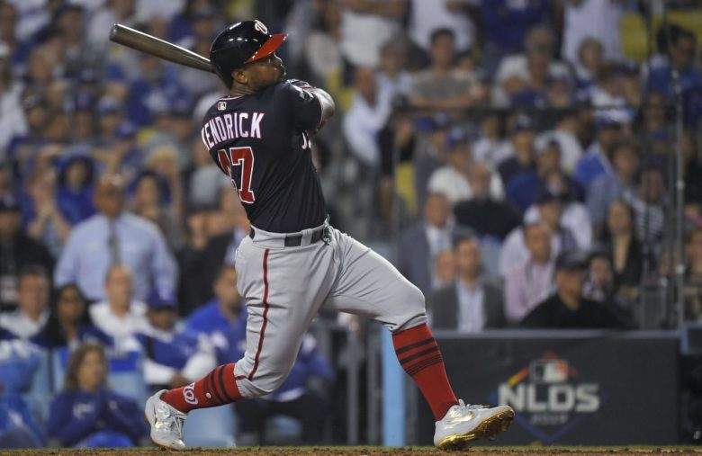Nationals Face Unfamiliar Challenge After Vanquishing Playoff Demons