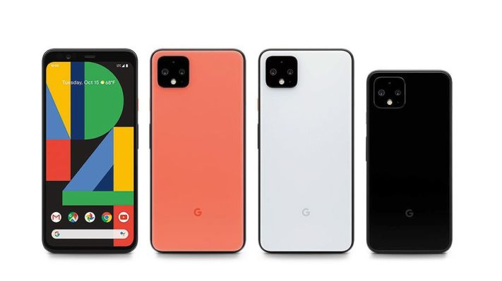 Google's Pixel 4 briefly went up for preorder on Best Buy Canada