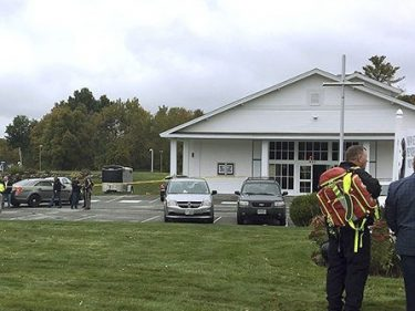 At Least Two Wounded in New Hampshire Church Shooting