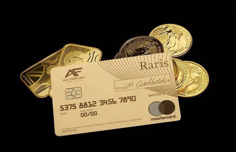 This $23,000 Debit Card Is Your Solid-Gold Ticket to 'Limitless Spending'