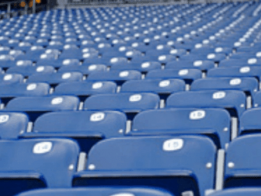 Weak Six: Fans Still Staying Home Leaving Empty Seats