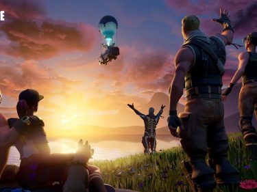 Fortnite 'The End' Black Hole Apocalypse in 450 Words