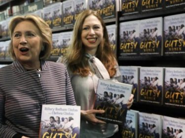 Chelsea Covers for Hillary: 'Yes' Woman Can Have Beard and Penis