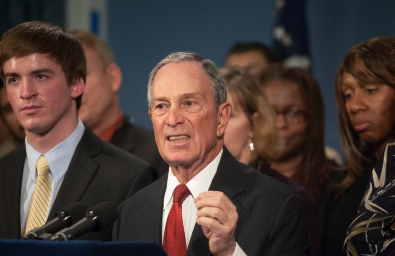 President Mike Bloomberg Could Propel A Bigger Dow Bump Than Trump