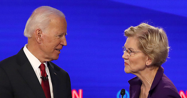 Elizabeth Warren Thanks Obama for CFPB's Start After Biden Brags 'I Got You Votes'