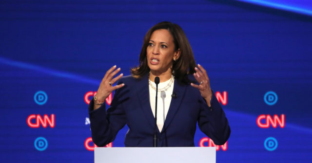 Harris Slams Pharma as 'High-Level Dope Dealers' at Democrat Debate