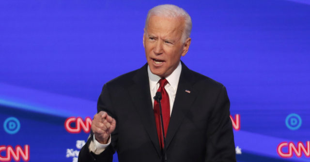Gaffe Check: Seven Joe Biden Gaffes During the Fourth Democrat Debate | Breitbart