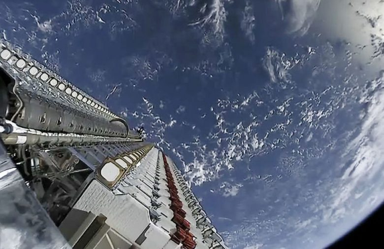 SpaceX is requesting permission to launch 30,000 more Starlink satellites