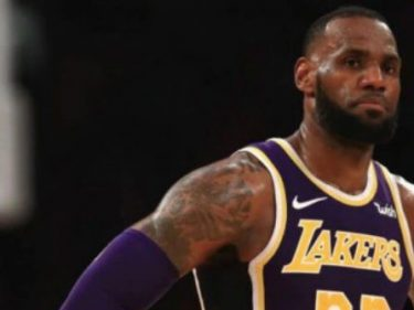 MLK 'Injustice' Tweet Comes Back to Haunt LeBron James
