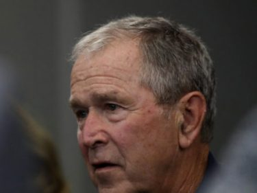 Report–Bush:Trump's 'Isolationist' America 'Dangerous' for Global Peace