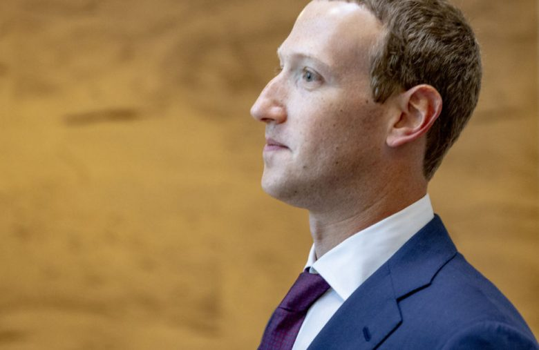 Mark Zuckerberg will stream a speech on 'free expression' Thursday