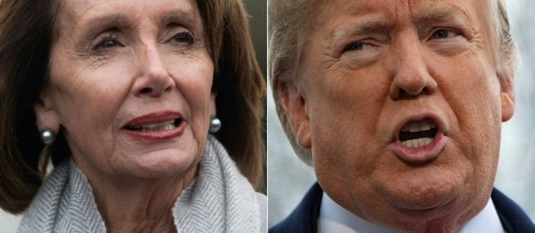 Texas Rally: Donald Trump Rips Democrats and 'Crazy Nancy' Pelosi
