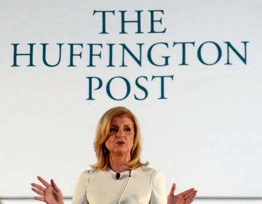 HuffPost is reportedly on the auction block