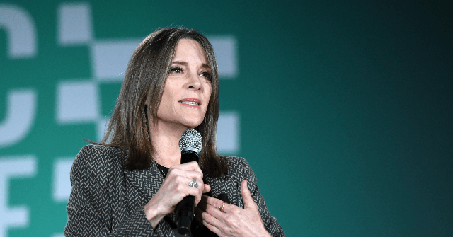 Marianne Backs Tulsi, Accuses Democrats of Character Assassination