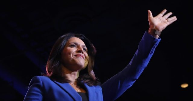 Nancy Kaufman: Tulsi Gabbard Rises Above Corporate Media Smears | Breitbart
