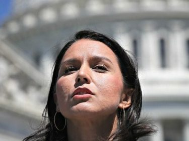 WATCH: Tulsi Gabbard Spars with UFC Champ Weili Zhang