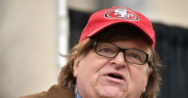 Michael Moore: Whites Vote for Trump Because They Are Afraid of Losing Power to Minorities   Breitbart