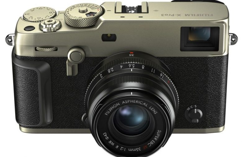 Fujifilm's X-Pro3 can focus in almost complete darkness
